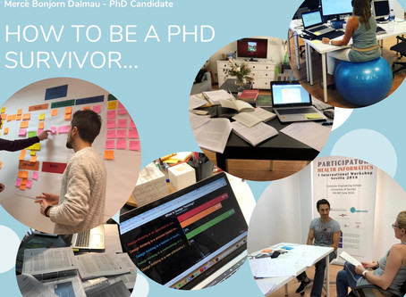 How to be a PhD Survivor