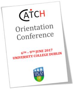 CATCH Orientation Conference