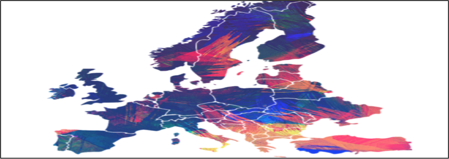 European Union in colours