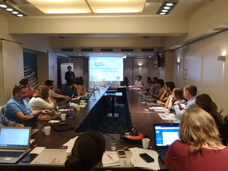 Second InAdvance consortium meeting in Rotterdam September 2019