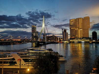 Rotterdam during our second consortium meeting in September 2019