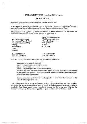 Environment Agency - Modification 2_Page