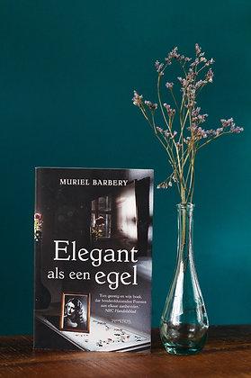 Muriel Barbery - Elegant Als Een Egel