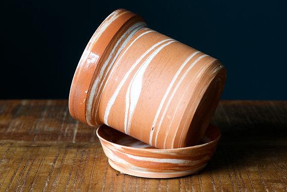 Handmade terracotta Pot Classic