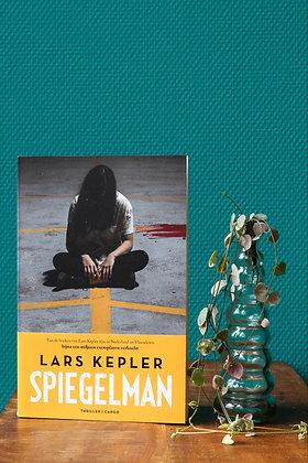 Lars Kepler - Spiegelman