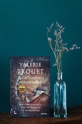 Valerie Trouet - Wat bomen ons vertellen