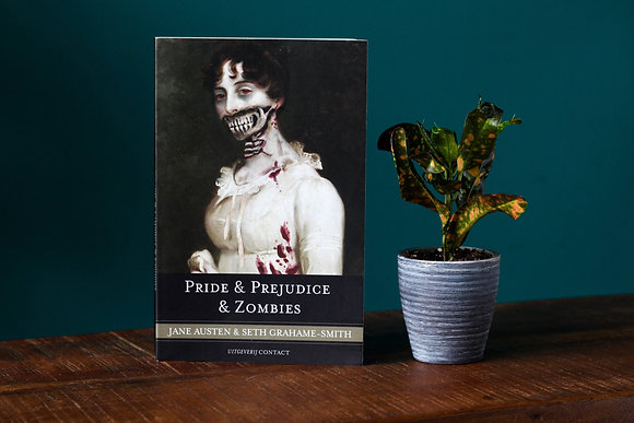 Jane Austen Seth Grahame-Smith -Pride and Prejudice and Zombies