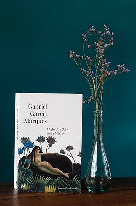Gabriel Garcia Marquez -Liefde in tijden van cholera