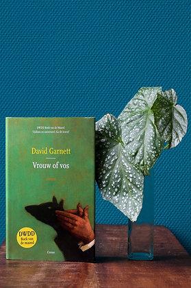 David Garnett - Vrouw of vos