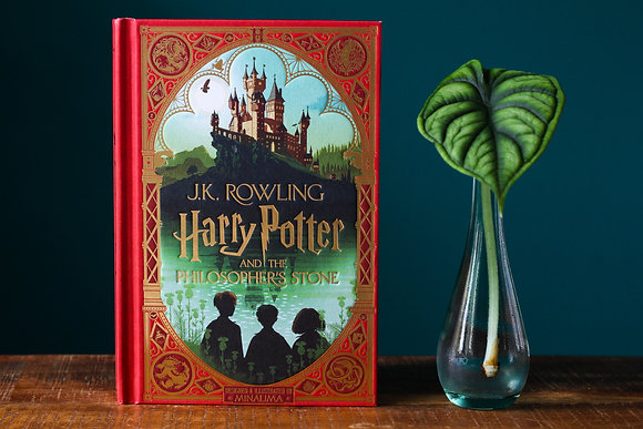 J.K. Rowling - Harry Potter and the Philosopher's Stone MinaLima Edition