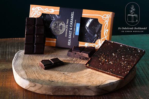 Chocolate Tree - Pure chocolade karamel & zeezout