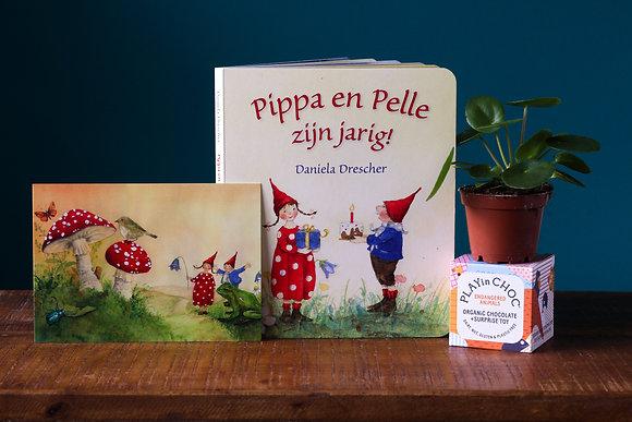 Cadeaupakket Pippa & Pelle