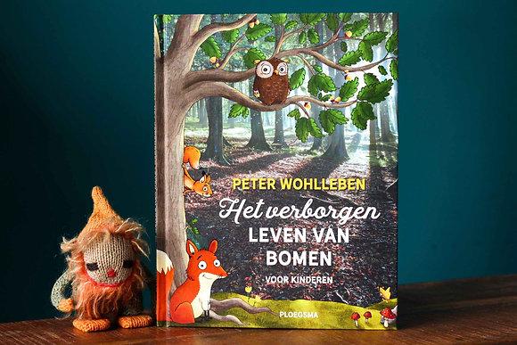 Peter Wohlleben - Het verborgen leven van bomen voor kinderen