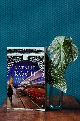 Natalie Koch - De stad van de alchemist