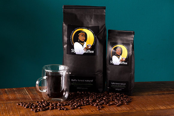 Sheba Coffee 500 gram - Snelfiltermaling