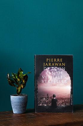 Pierre Jarawan - De zoon van de verhalen verteller