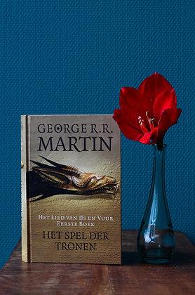 George R.R. Martin - Het Lied van IJs en Vuur 1 - Het spel der tronen