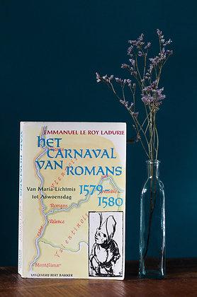 Emanuel Le Roy Ladurie - Het carnaval van romans