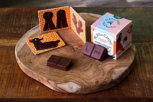 PLAYin CHOC - Bedreigde diersoorten chocolade