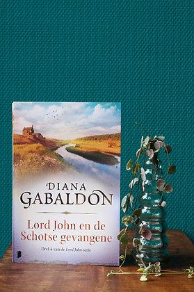 Diana Gabaldon - Lord John en de Schotse gevangene