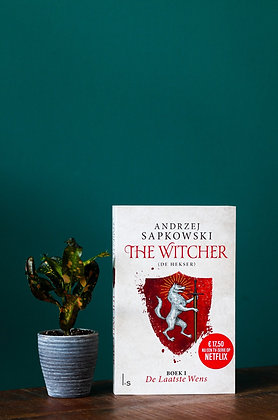 Andrzej Sapkowski - The Witcher 1 - De laatste wens