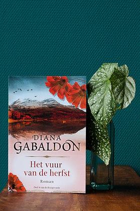 Diana Gabaldon - Het vuur van de herfst