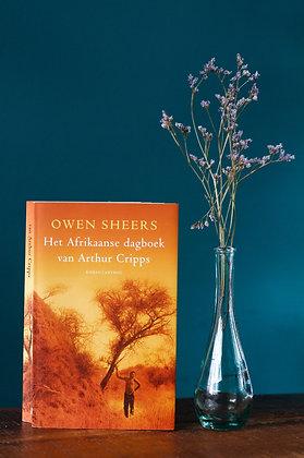 Owen Sheers -Het Afrikaanse dagboek van Arthur Cripps