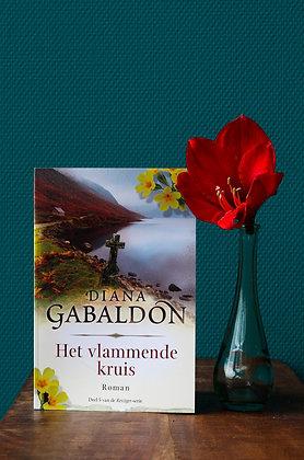 Diana Gabaldon - Het vlammende kruis