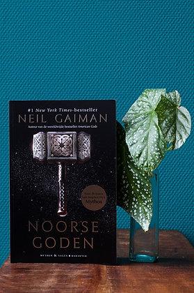 Neil Gaiman - Noorse goden