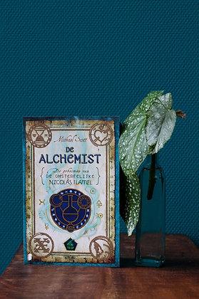 Michael Scott - De Alchemist