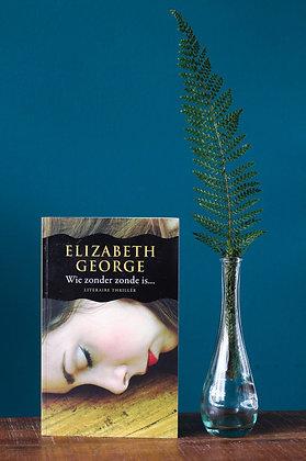 Elizabeth George - Wie zonder zonde is