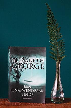 Elizabeth George - Een onafwendbaar einde