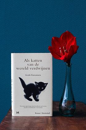 Genki Kawamura - Als katten van de wereld verdwijnen