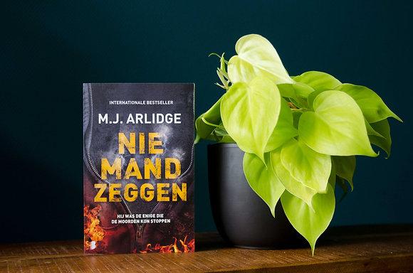 M. J. Arlidge - Niemand zeggen
