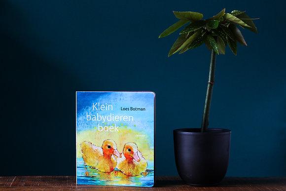 Loes Botman - Klein babydieren boek
