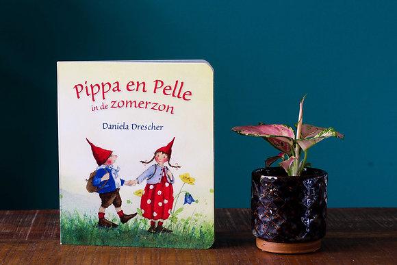 Daniela Drescher - Pippa & Pelle in de zomerzon