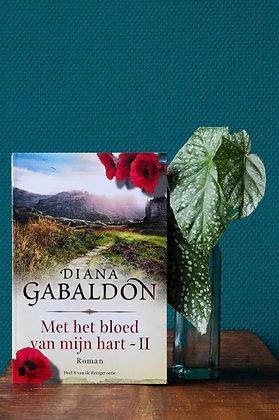 Diana Gabaldon - Het bloed van mijn hart II
