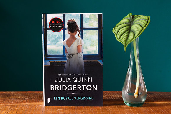 Julia Quinn - Bridgerton 6 - Een royale vergissing