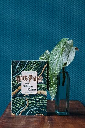 J. K. Rowling - Harry Potter en de geheime kamer