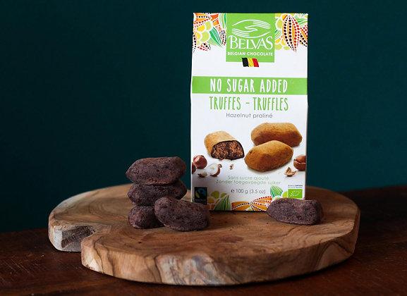 Belvas - Truffels no sugar added