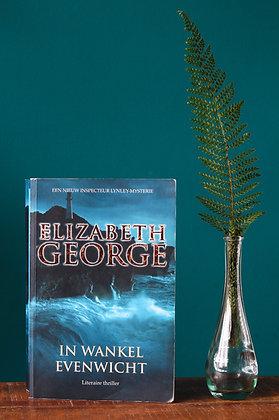 Elizabeth George - In wankel evenwicht