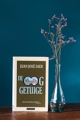 Juan José Saer - De Ooggetuige