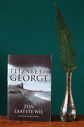 Elizabeth George - Zijn laatste wil