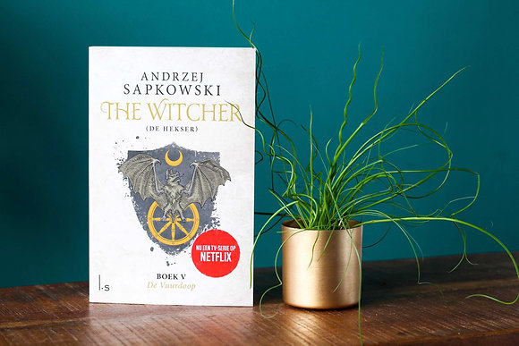 Andrzej Sapkowski - The Witcher Boek 5 - De vuurdoop