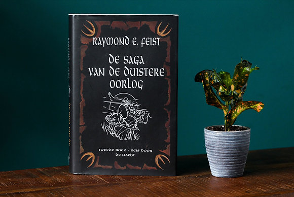 Raymond E. Feist - Boek 2 - Reis door de nacht