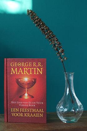 George R.R. Martin - Het Lied van ijs en vuur 4 - Een feestmaal voor kraaien