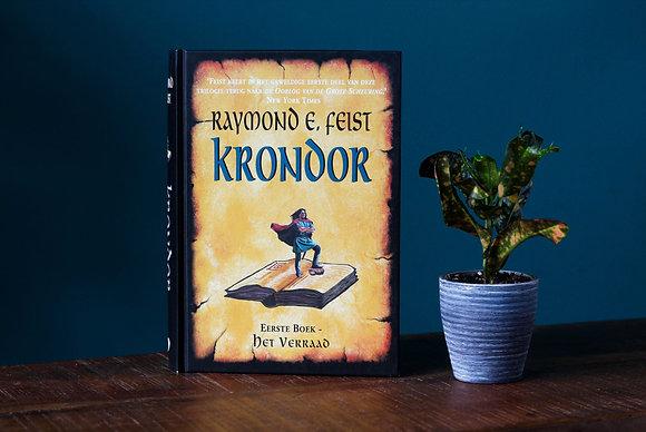 Raymond E. Feist - Krondor 1: Het verraad