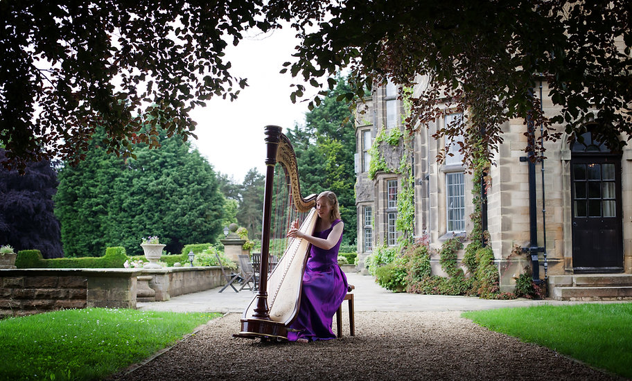 A beautiful bit of scenery at Gisborough Hall Hotel.  Photograph captured by Jen Hart - Photographer