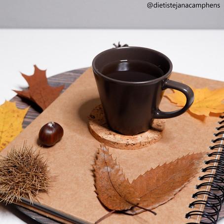 Zijn koffie en thee vochtafdrijvend?