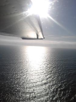 Silver Atlantic Ocean